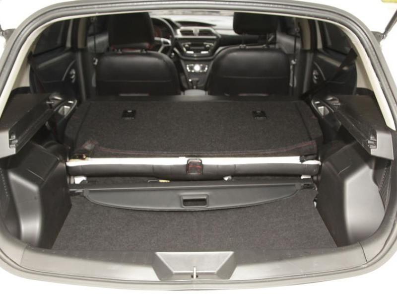 Багажник кроссовера Lifan X50