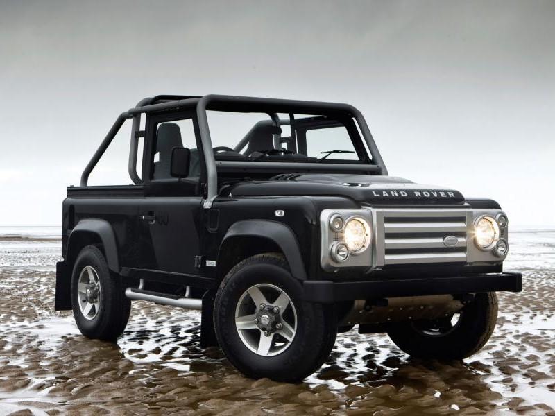 Внедорожник Land Rover Defender SVX