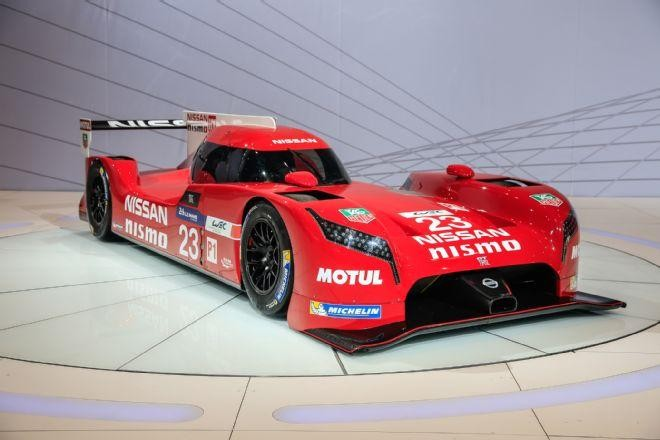 Прототип Nissan GT-R LM Nismo