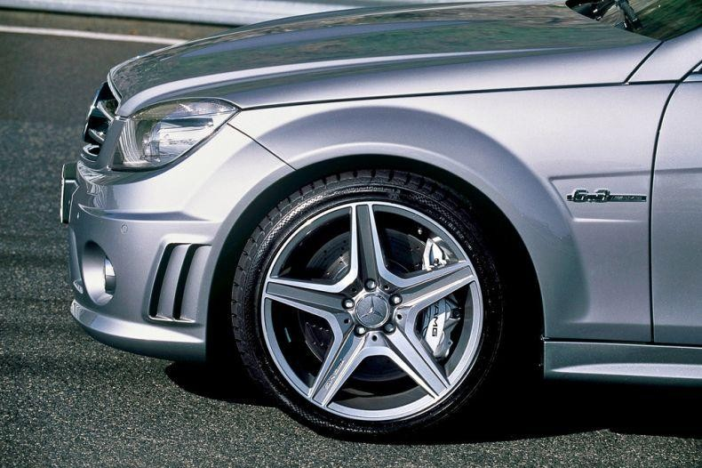 Колесо Mercedes AMG C64