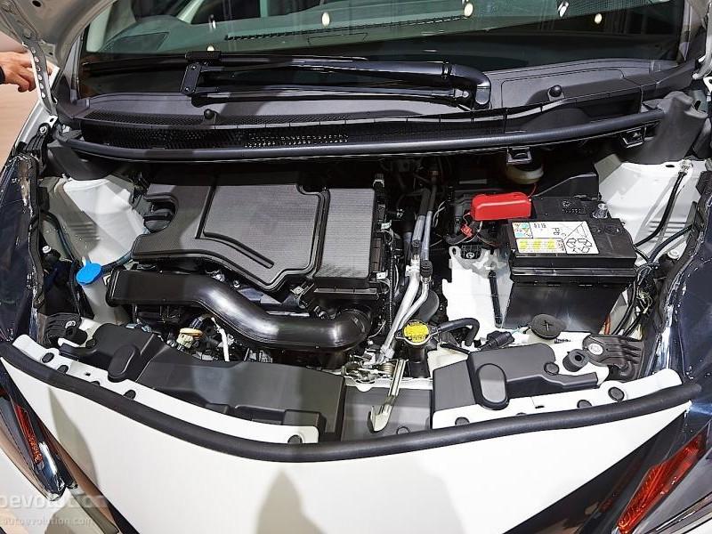 Двигатель Toyota Aygo