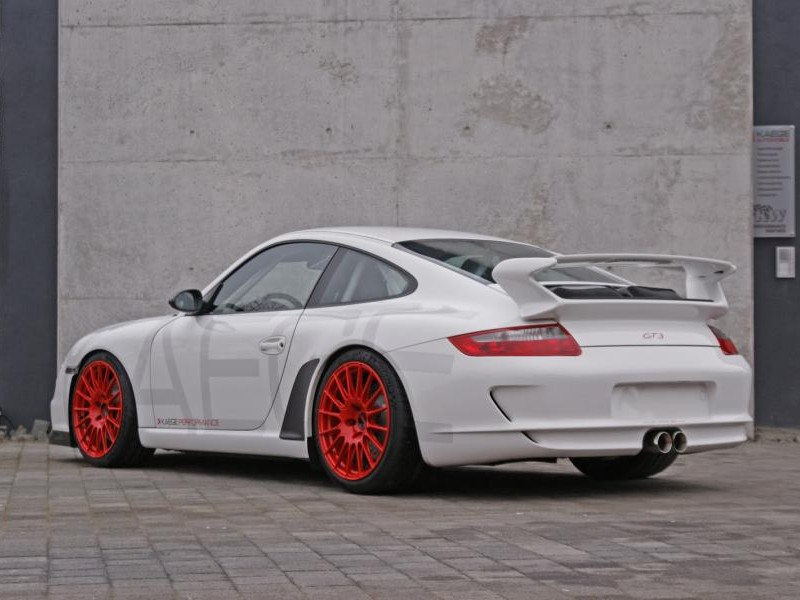 Тюнинг Porsche 911 GT3 KAEGE