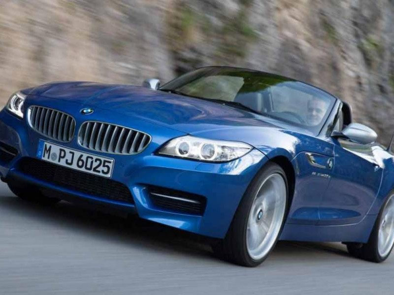 BMW Z4 Estoril Blue 2016