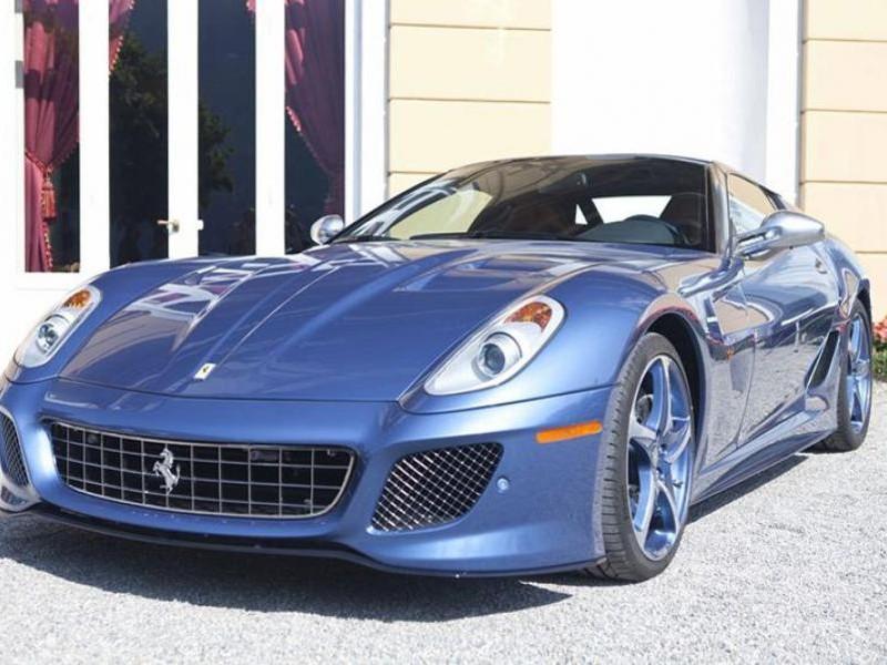 Ferrari Superamerica 45 вид спереди