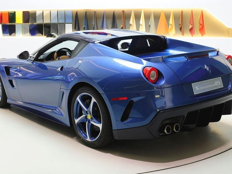 Суперкар Ferrari Superamerica 45
