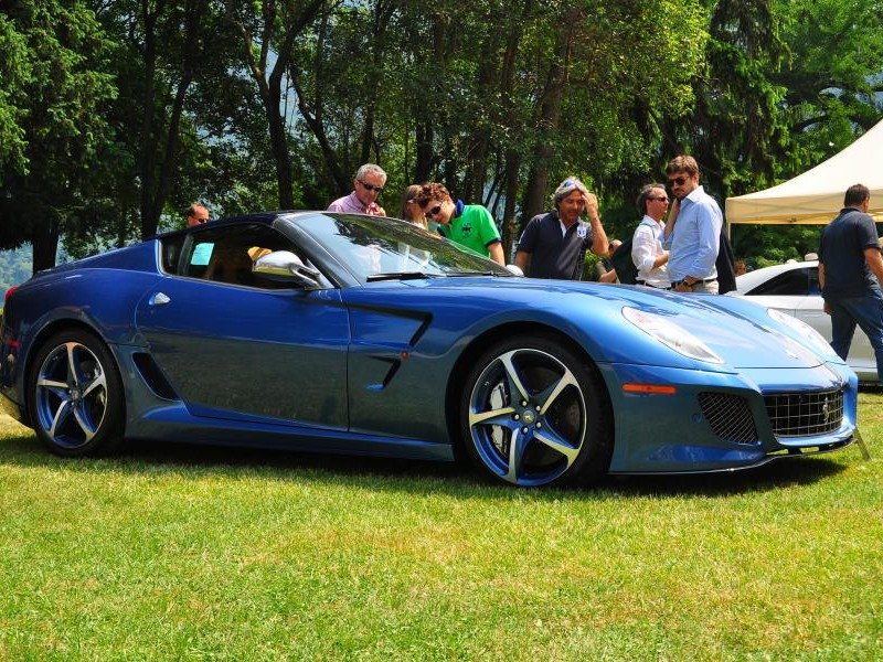 Ferrari Superamerica 45 суперкар