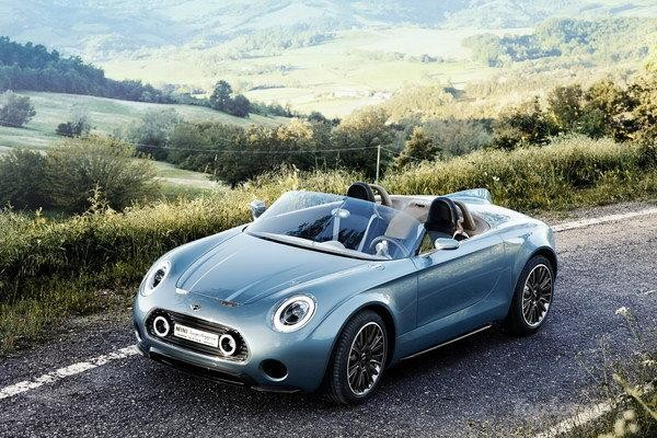 Концепт MINI Superleggera