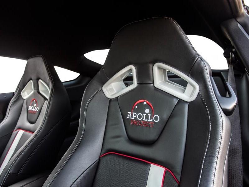 Сиденья Ford Mustang Apollo Edition