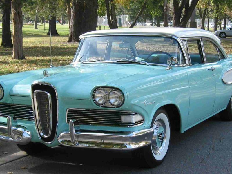 Edsel Ranger 1958
