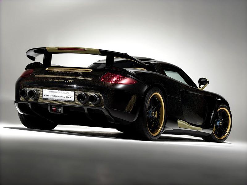 Gemballa Mirage GT (Porsche GT)