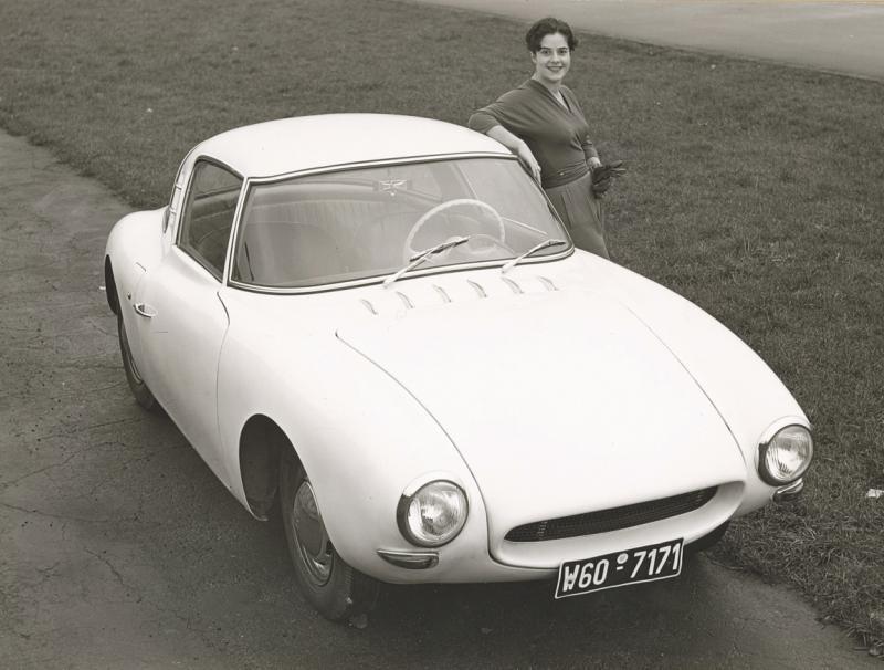 Купе DKW Monza