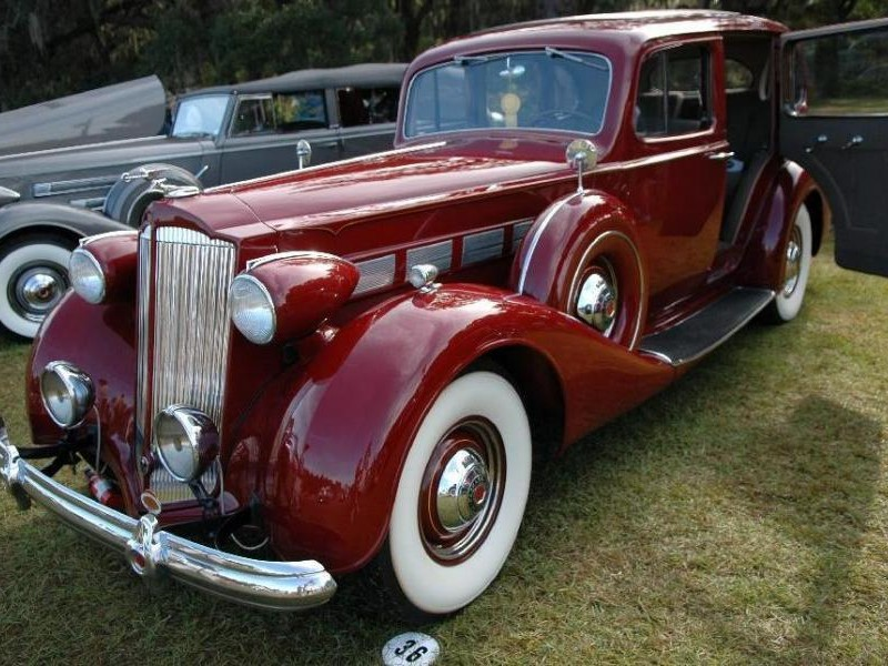 Packard 115 Touring Sedan