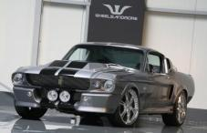 1967 FORD MUSTANG SHELBY COBRA GT500 ELEANOR CANVAS WALL