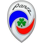 Значок-эмблема Panoz