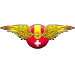Значок-эмблема Hispano-Suiza