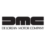 Значок-эмблема DeLorean