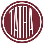 Значок-эмблема Tatra