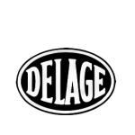 Значок-эмблема Delage