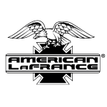 Значок-эмблема American LaFrance