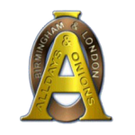 Значок-эмблема Alldays & Onions