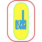 Значок-эмблема Osella