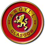 Значок-эмблема Argyll