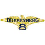 Значок-эмблема Duesenberg