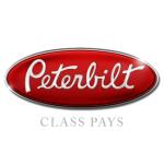 Значок-эмблема Peterbilt