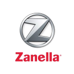 Значок-эмблема Zanella