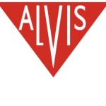 Значок-эмблема Alvis