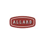 Значок-эмблема Allard