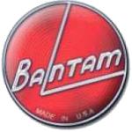 Значок-эмблема Bantam