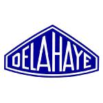 Значок-эмблема Delahaye