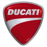 Значок-эмблема Ducati