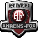 Значок-эмблема Ahrens-FOX