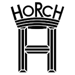 Значок-эмблема Horch