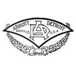 Значок-эмблема Abbott-Detroit