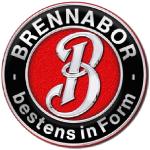 Значок-эмблема Brennabor
