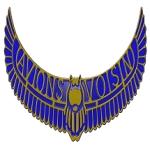 Значок-эмблема Avions Voisin