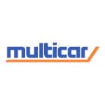 Значок-эмблема Multicar