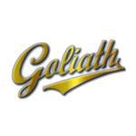 Значок-эмблема Goliath