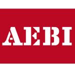 Значок-эмблема Aebi