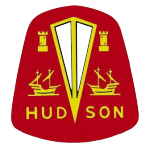 Значок-эмблема Hudson