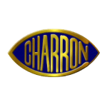 Значок-эмблема Charron