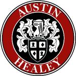 Значок-эмблема Austin-Healey