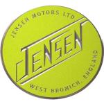 Значок-эмблема Jensen