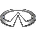 Эмблема марки Infiniti