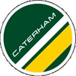 Значок-эмблема Caterham