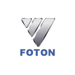 Значок-эмблема Foton