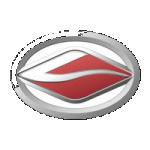 Значок-эмблема Landwind